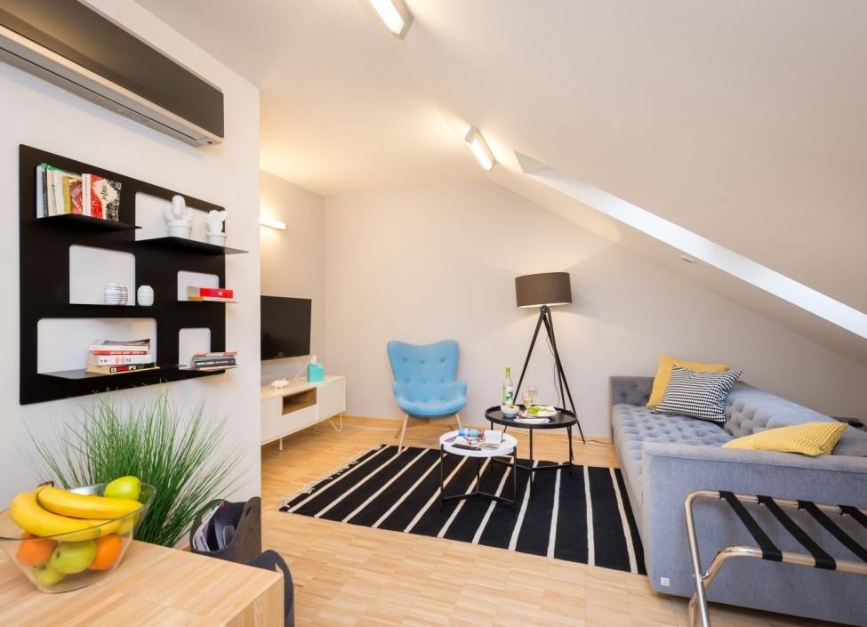 Luxusní byt na prodej Praha 1 - Nové Město - 72m 1