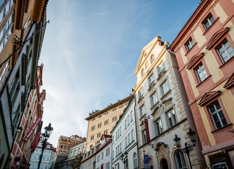 Luxusní byt na prodej Praha 1 - Malá Strana - 127m 0
