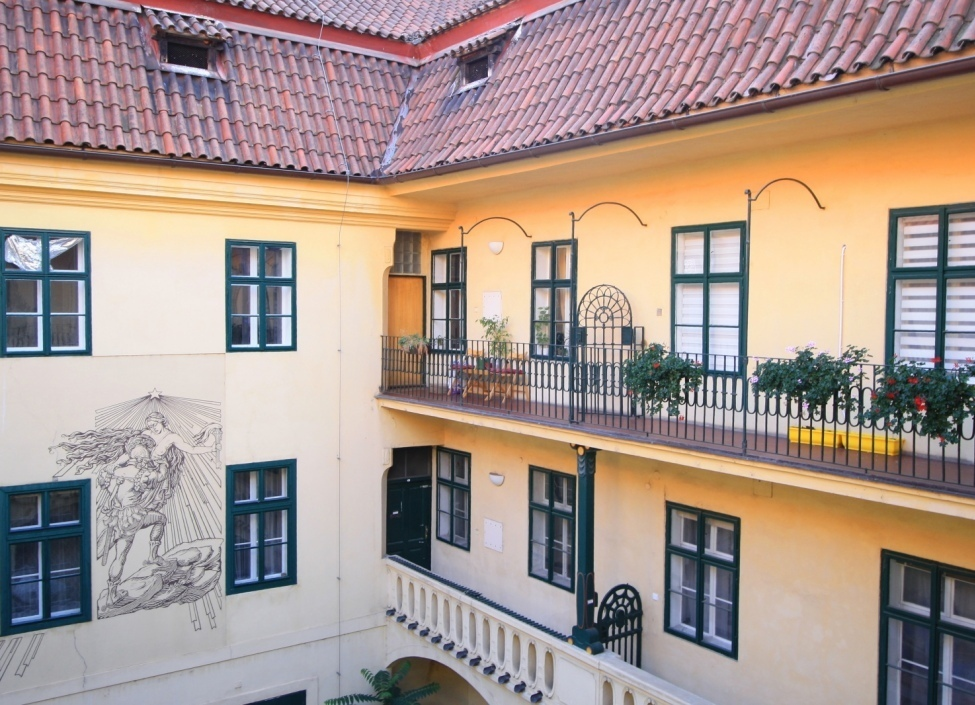 Luxusní kancelář k prodeji Praha 1 - 143m 1