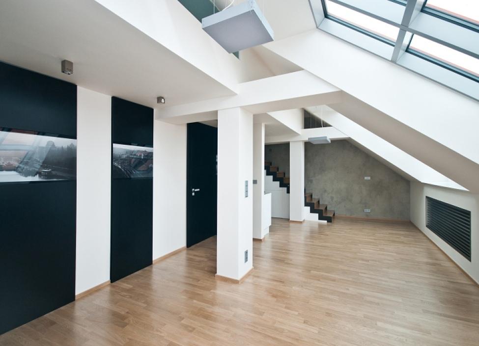 Luxusní mezonetový byt s terasou Praha 5 - Smíchov - 134m 1