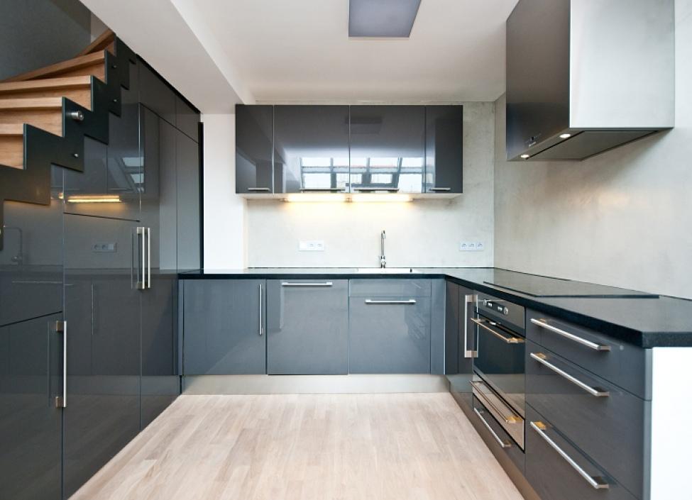 Luxusní byt s terasou Praha 5 - Smíchov - 143m 1