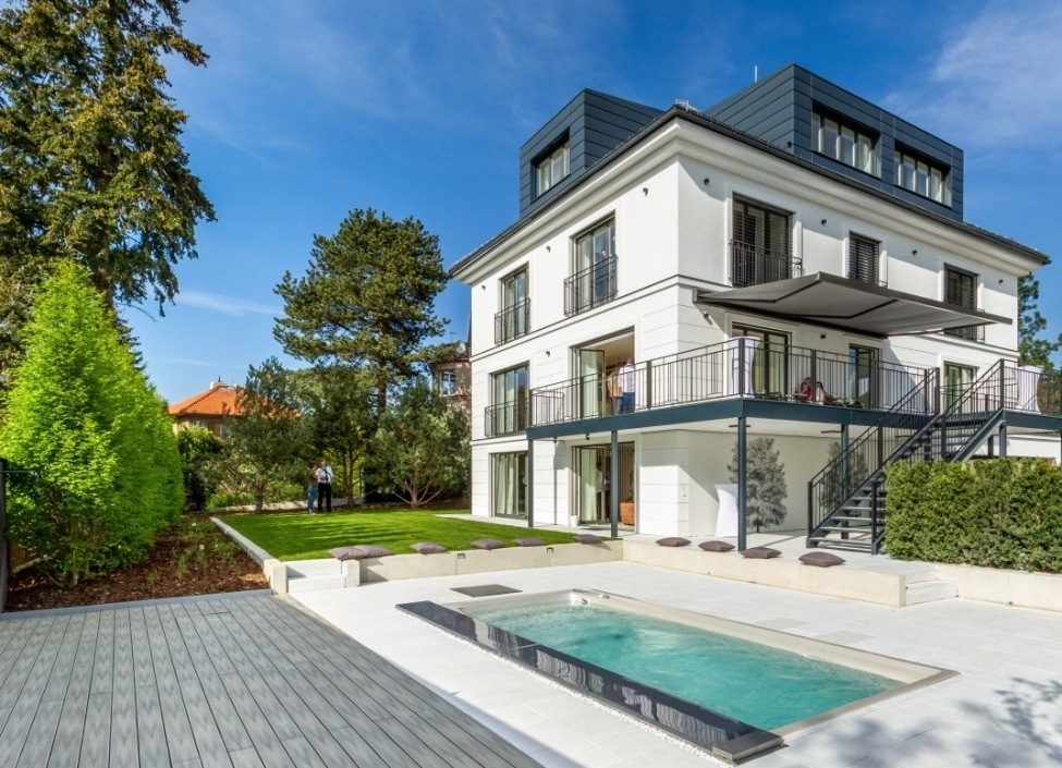 Luxury villa for sale Prague 6- Hanspaulka- 527m 0