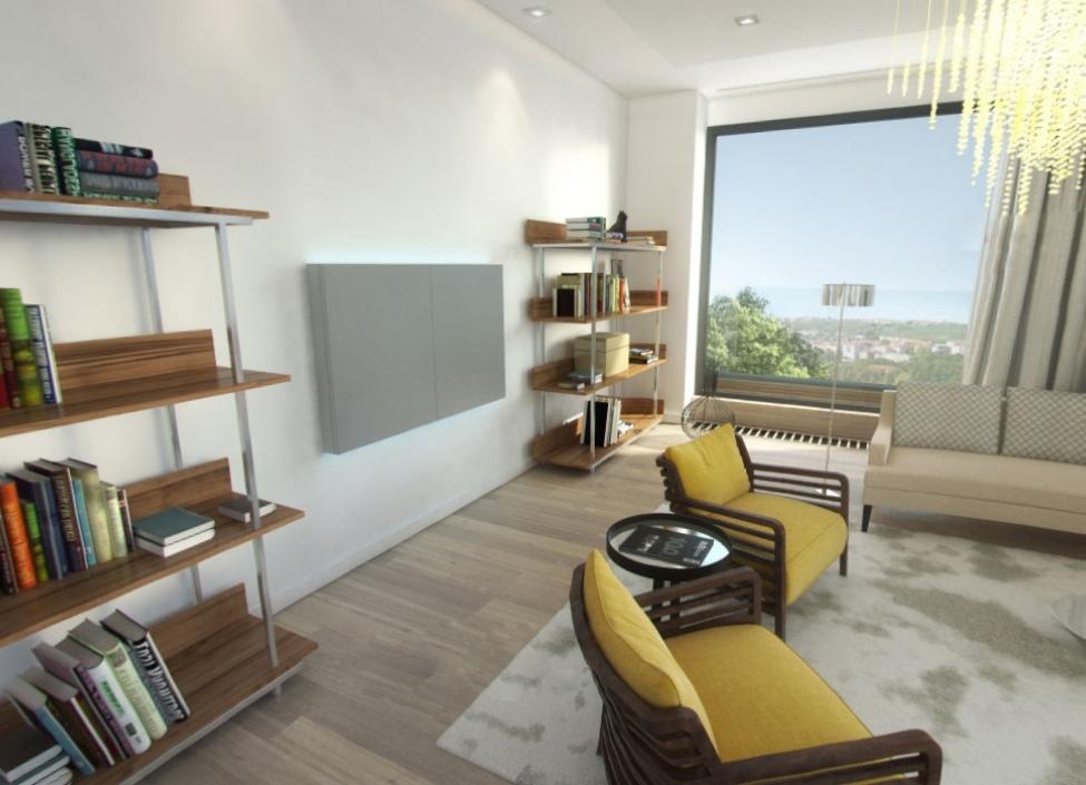 Luxusní byt s terasou 135m 1