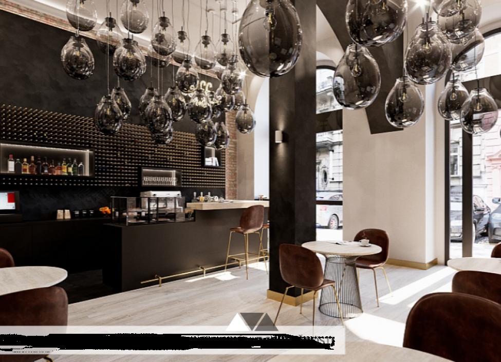 Restaurace na prodej Praha 1 - 296m 0