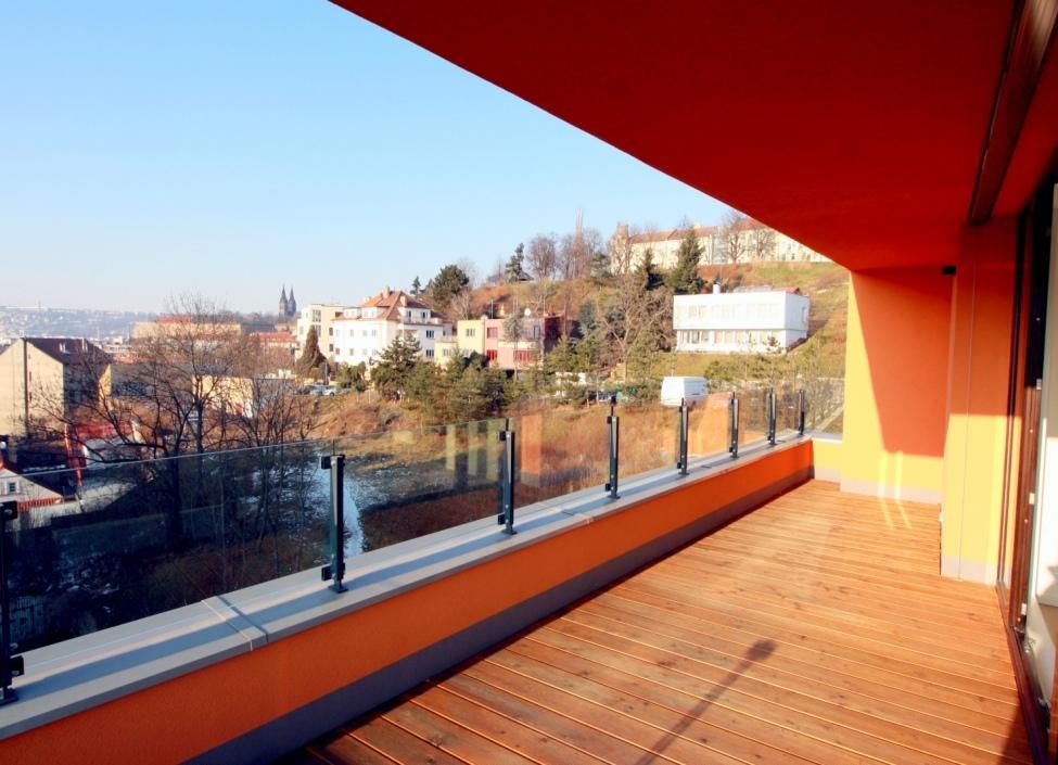 Luxusní byt v Podolí 184m 0