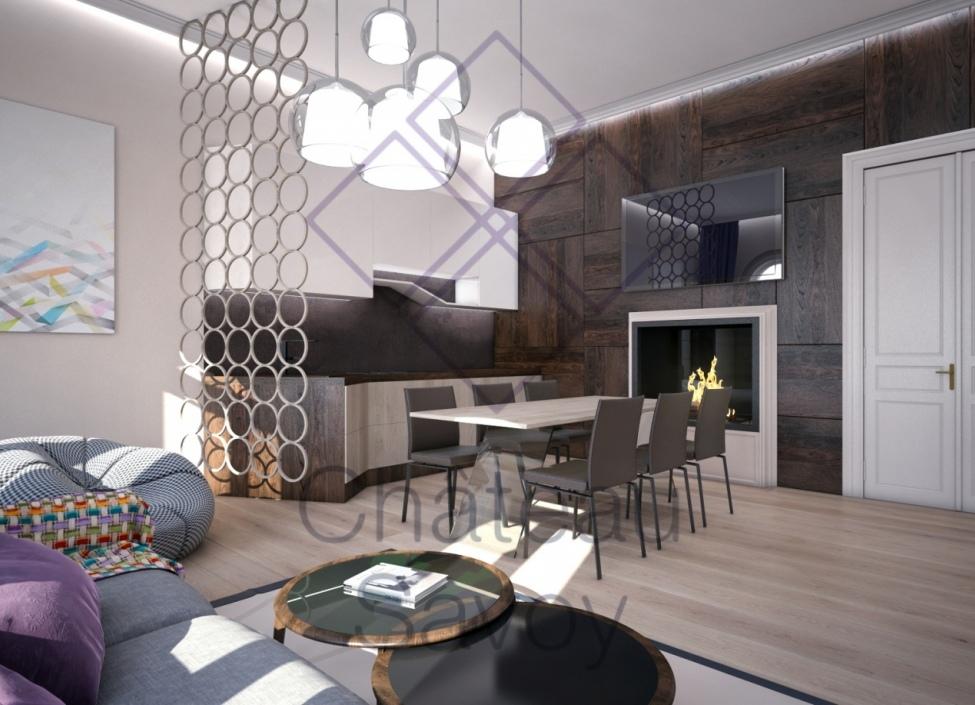 Luxusní byt Indigo 47m 1