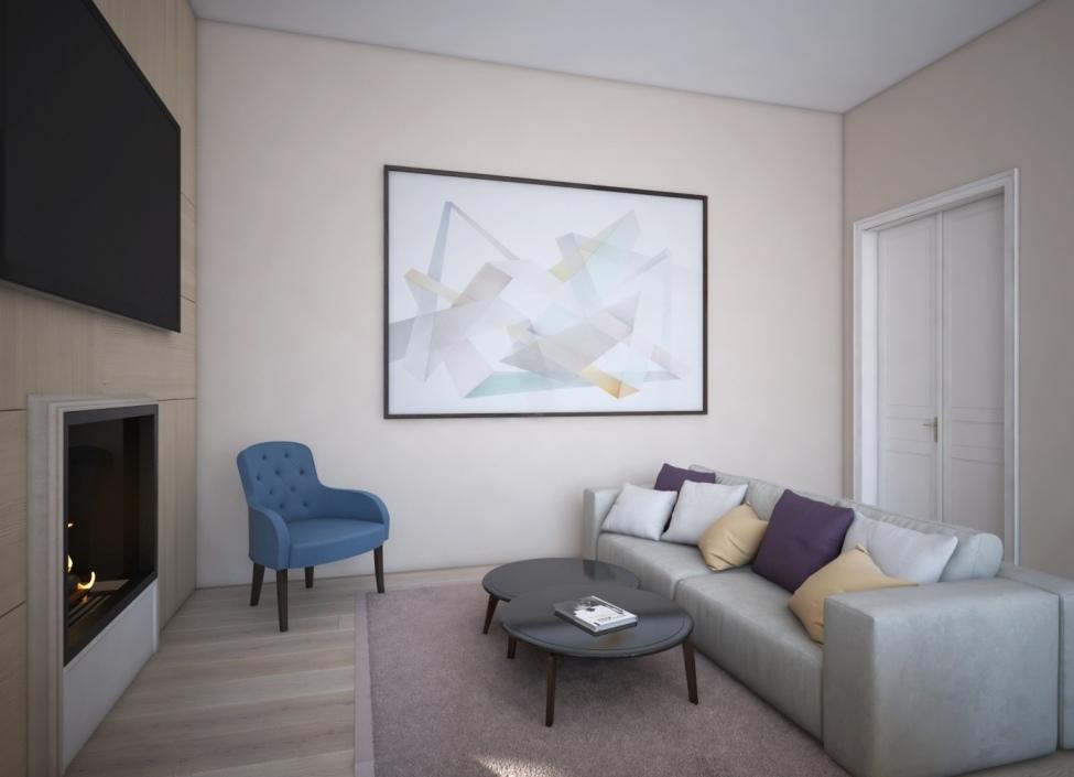 Luxury apartment Malá Strana Hyacint 28m 0