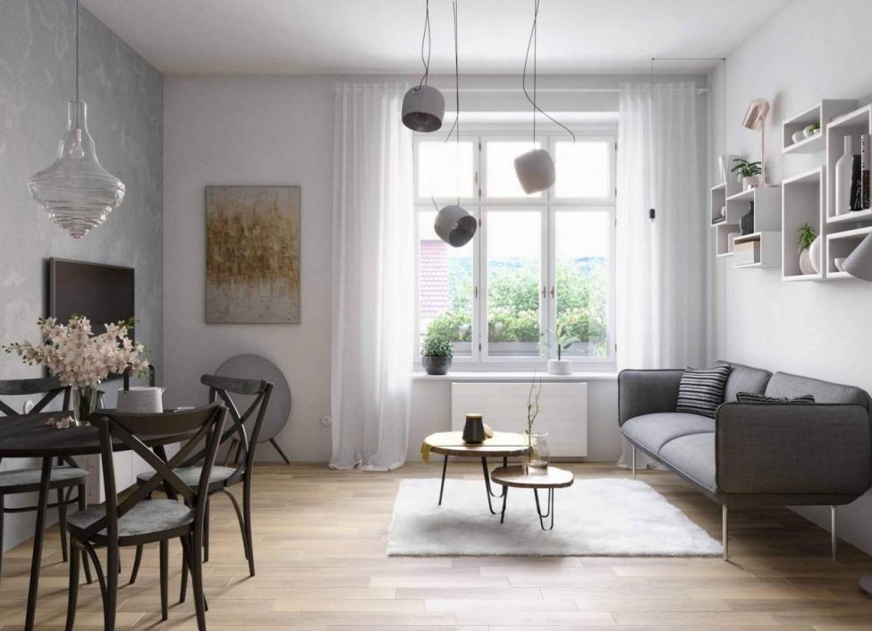 Byt na prodej - Praha 8 - Libeň - 46m 0