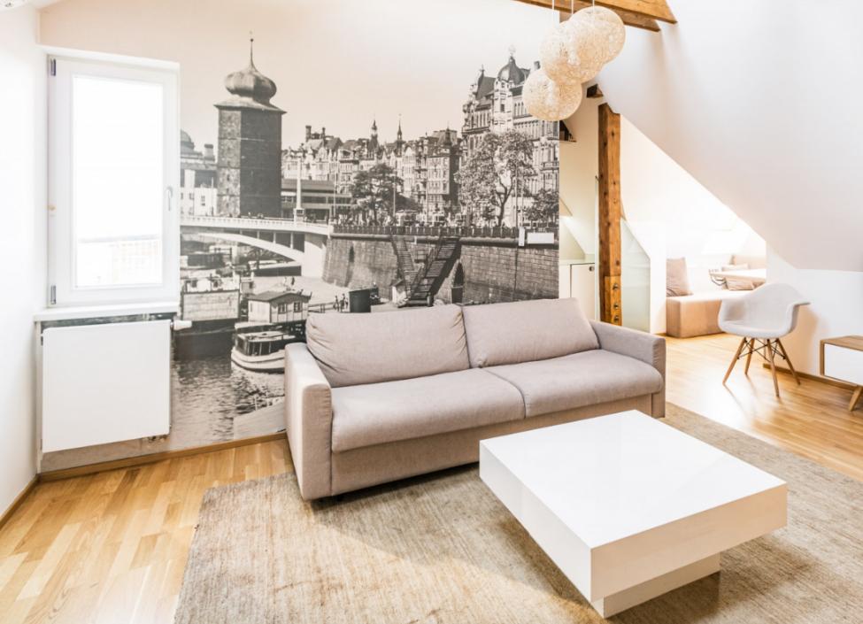 Luxusní byt Praha 1 - 127m 0