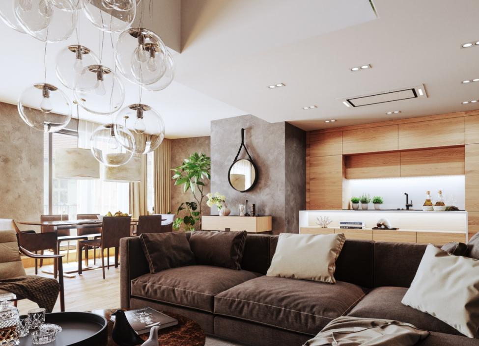 Luxusní mezonetový byt 147m 0
