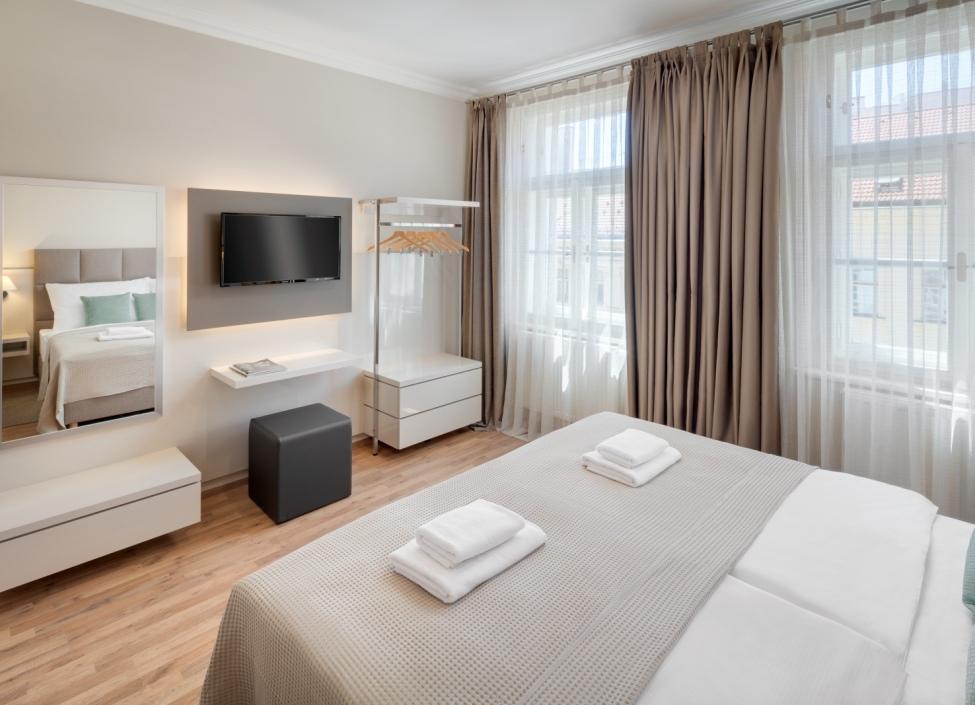 Luxusní byt k pronájmu - Praha 7 - 46m 1