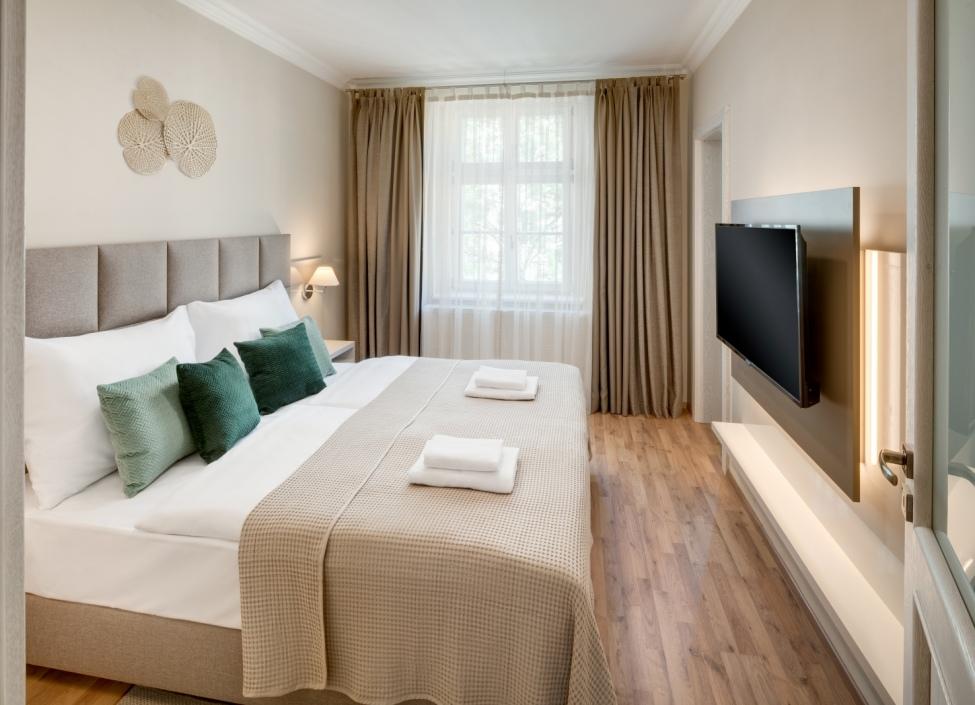 Luxusní byt k pronájmu na Praze 7 - 51m 1