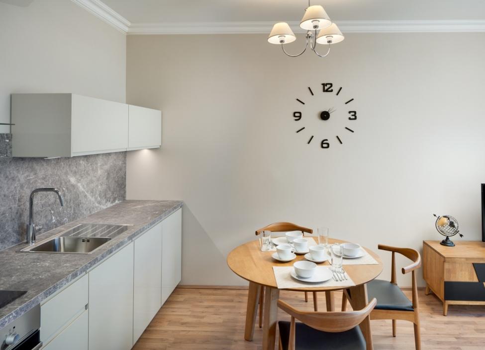 Luxusní byt k pronájmu - Praha 7 - 46m 0