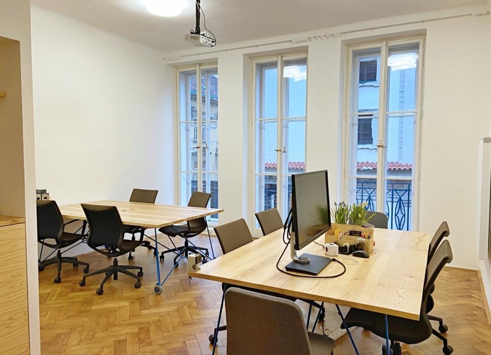 Kancelářské prostory k pronájmu, Praha 1 - 28 m2 1