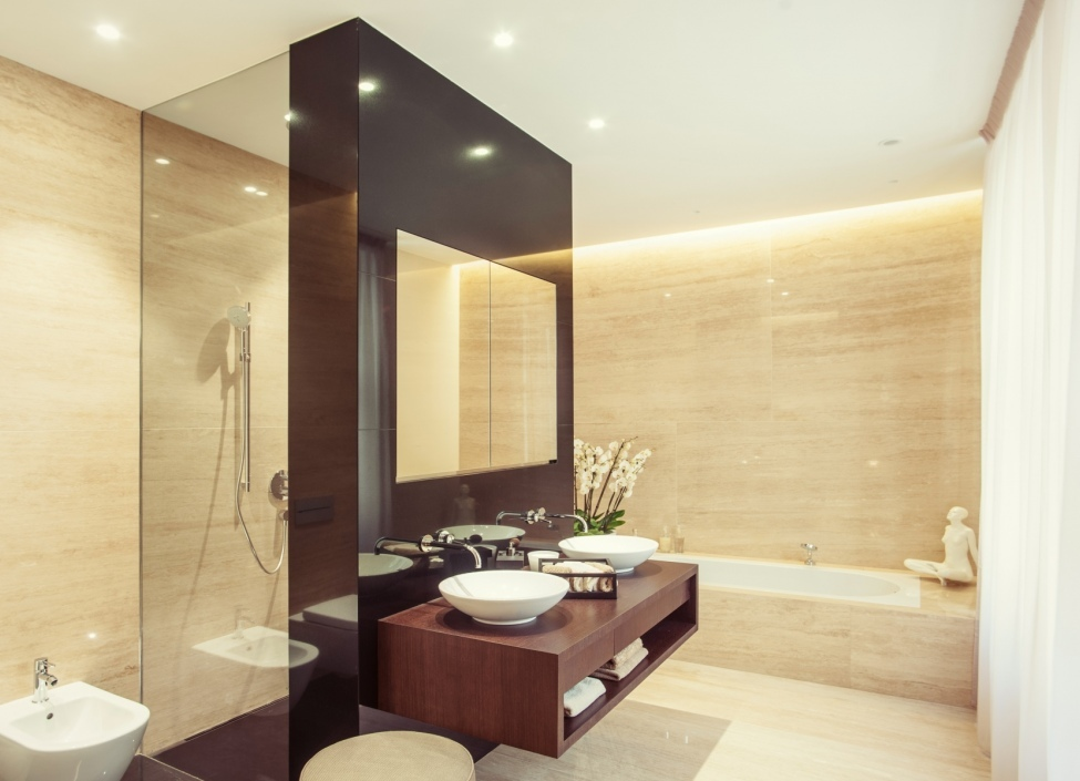 Luxusní byt v centru s terasou 72m 1