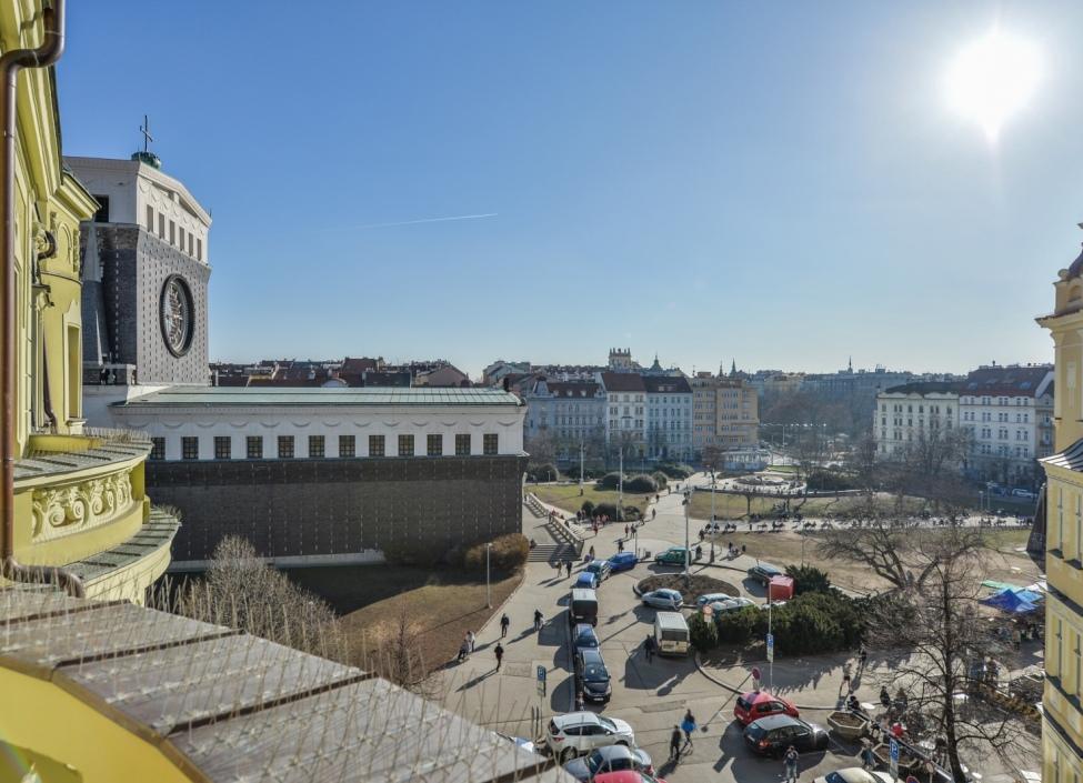 Luxusní byt na pronájem - Praha 3 - Vinohrady - 170m 1