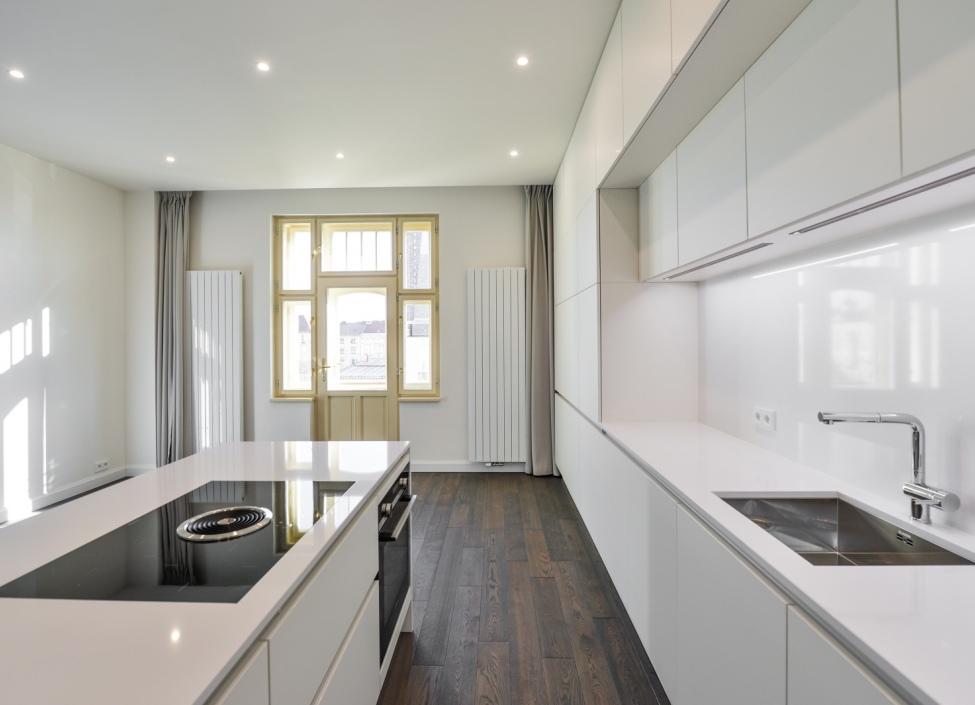 Luxusní byt na pronájem - Praha 3 - Vinohrady - 142m 0