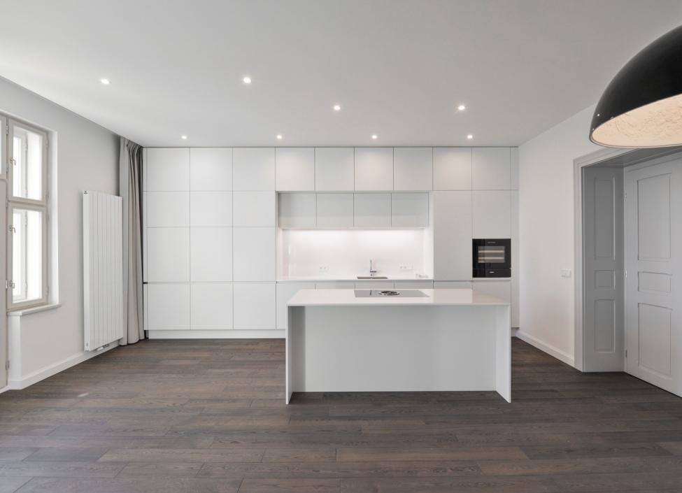 Luxusní byt na pronájem - Praha 3 - Vinohrady - 142m 1