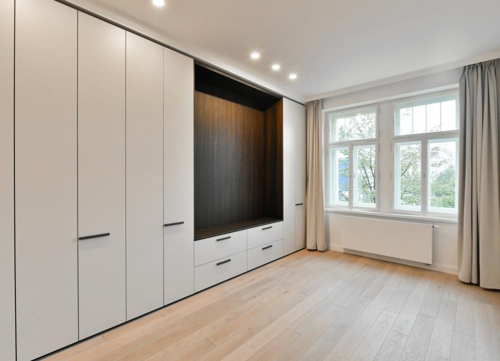 Luxusní byt na pronájem - Praha 3 - Vinohrady - 123m 1