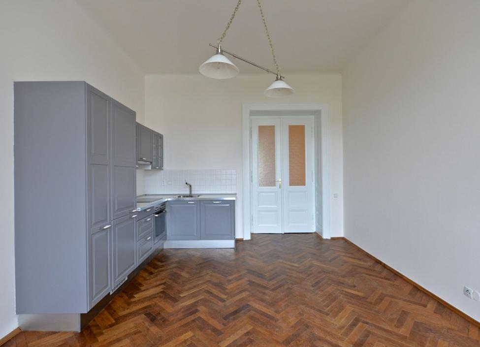 Luxusní byt na pronájem - Praha 3 - Vinohrady - 93 m2 1