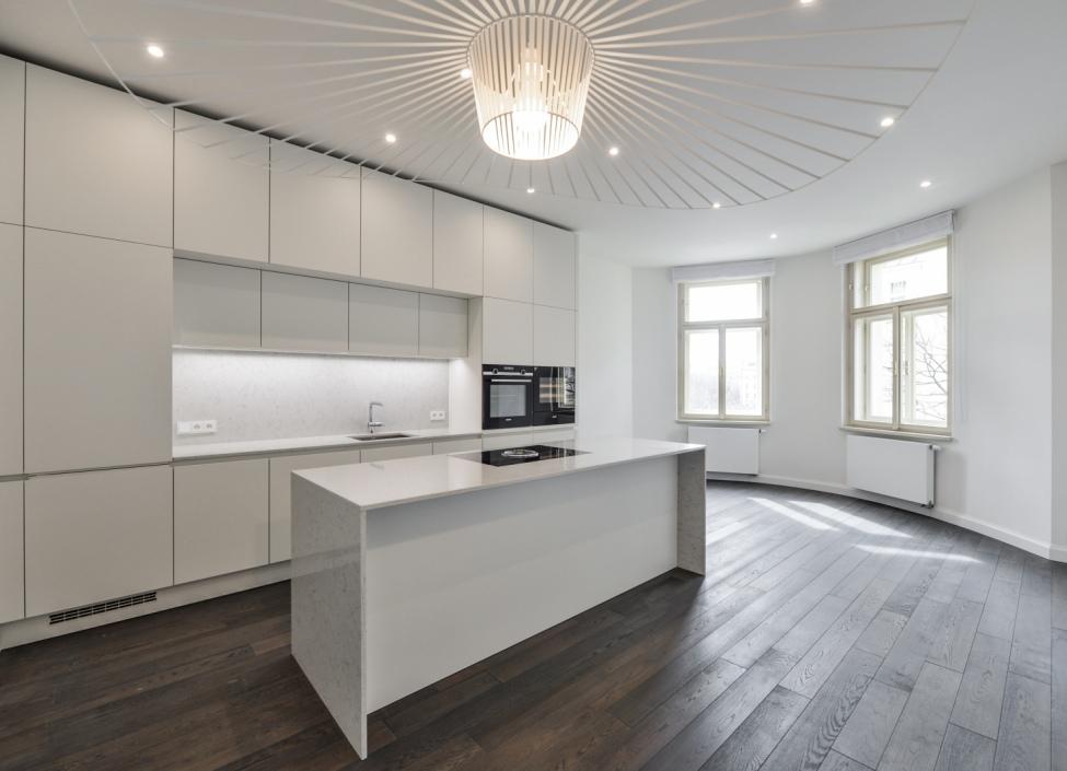 Luxusní byt na pronájem - Praha 3 - Vinohrady - 138 m2 0