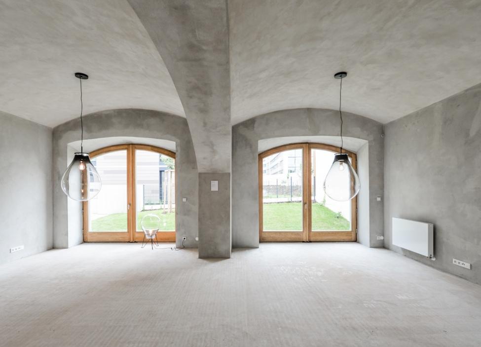 Luxusní byt v historické budově Praha 6 - 280m 1