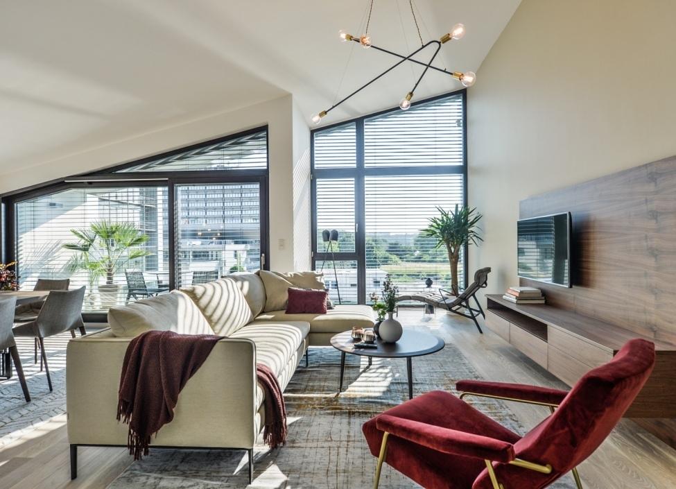Luxusní byt se zahradou Praha 6 - 530m 1