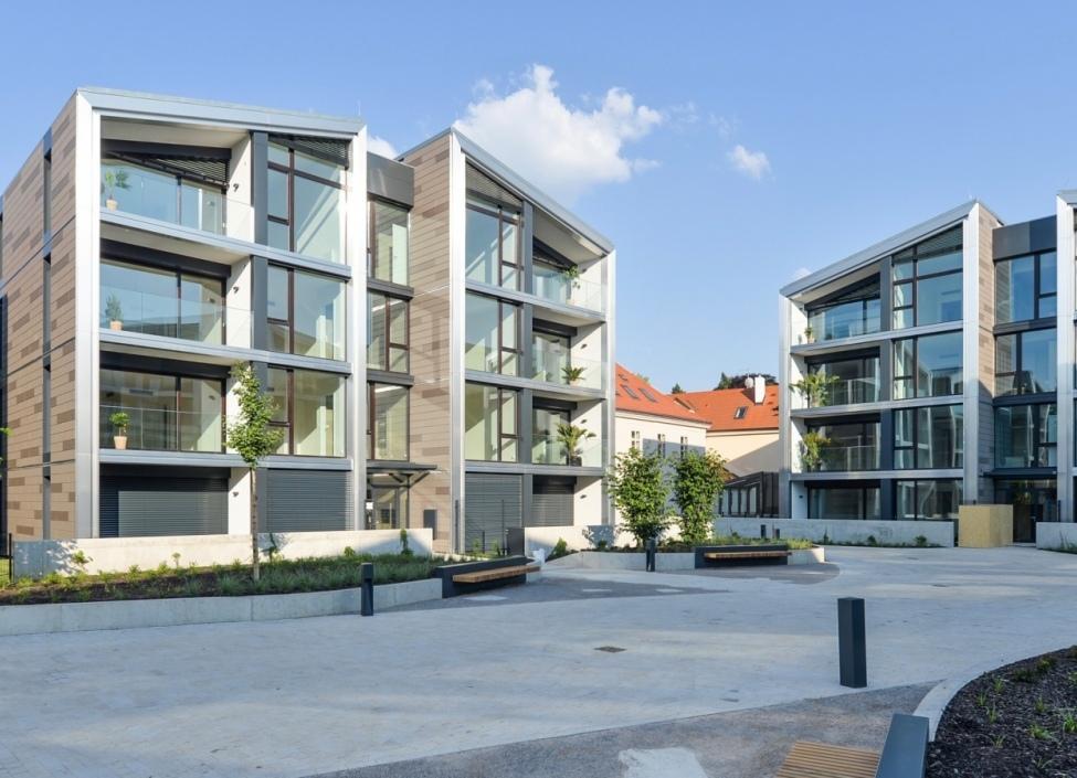 Luxusní byt s terasami Praha 6 - 165m 1