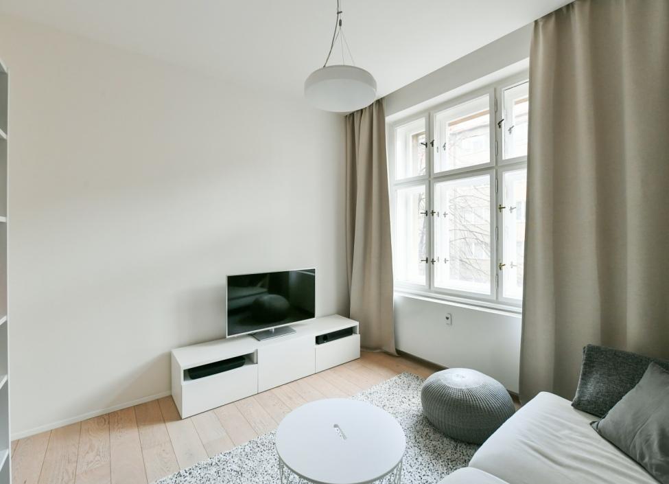 Byt na pronájem - Praha 3 - Vinohrady - 50m 1