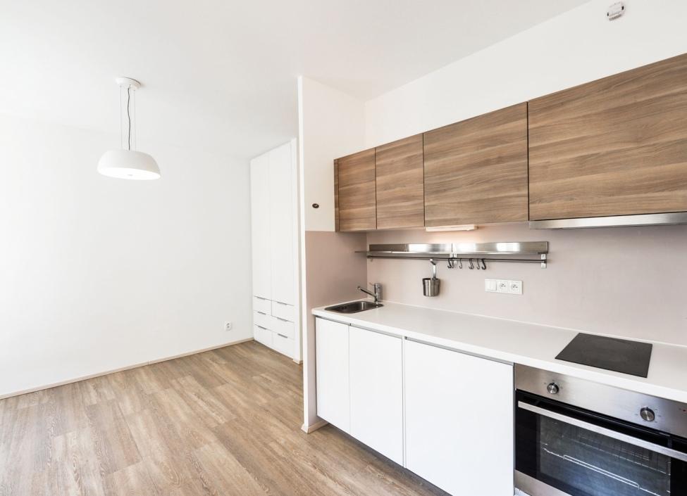 Byt na pronájem - Praha 3 - Vinohrady - 30 m2 0