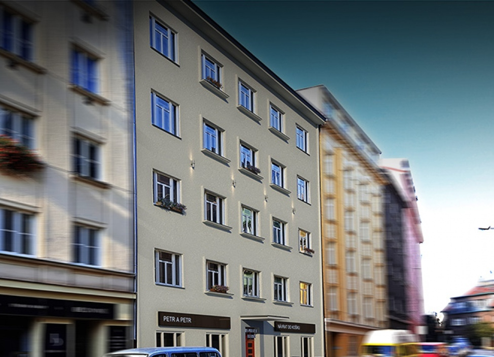 Byt na Praze 4 - 47m 1