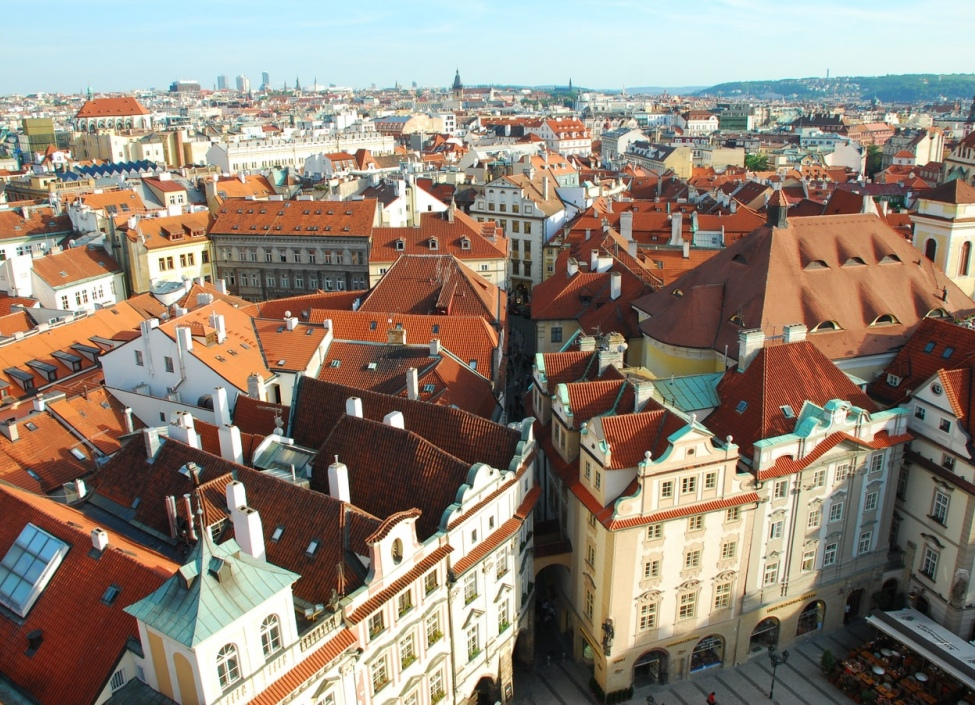 Office space for rent, Prague 1- 460m² 1