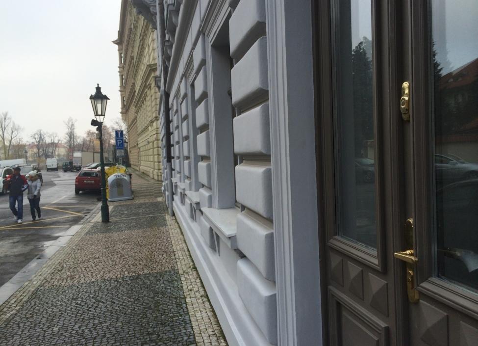 Продажа магазина - Кампа- Прага 1 - 169 м² 1