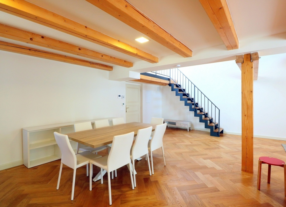 Luxury apartment with terrace for rent - Prague 138m 1