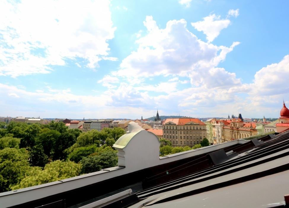 Reprezentativní kancelář k pronájmu Praha Nové Město - 133m 0