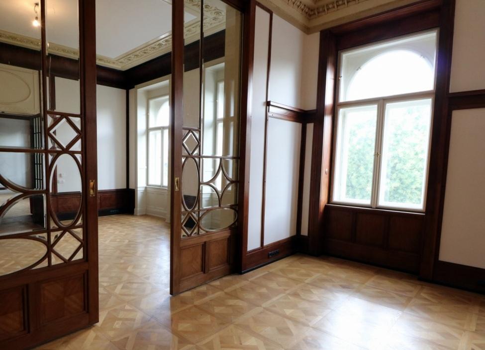 Reprezentativní kancelář k pronájmu Praha Nové Město - 133m 1