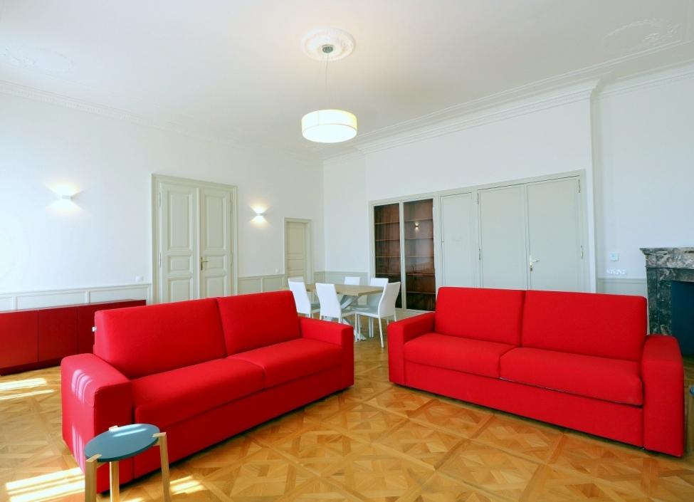 Luxusní byt na pronájem Praha 1 - 81m 0