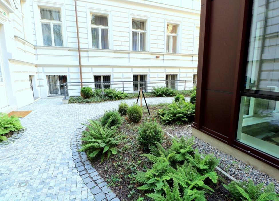 Pronájem bytu Praha 1 - 44m 0