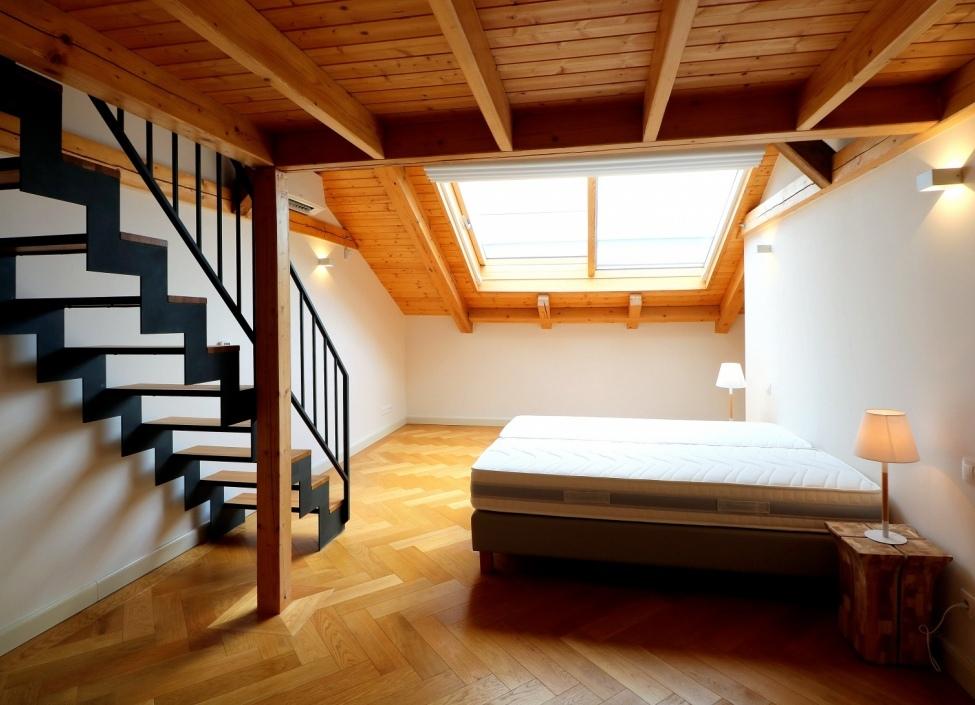 Luxusní mezonetový byt k pronájmu Praha - Nové Město - 125m 0