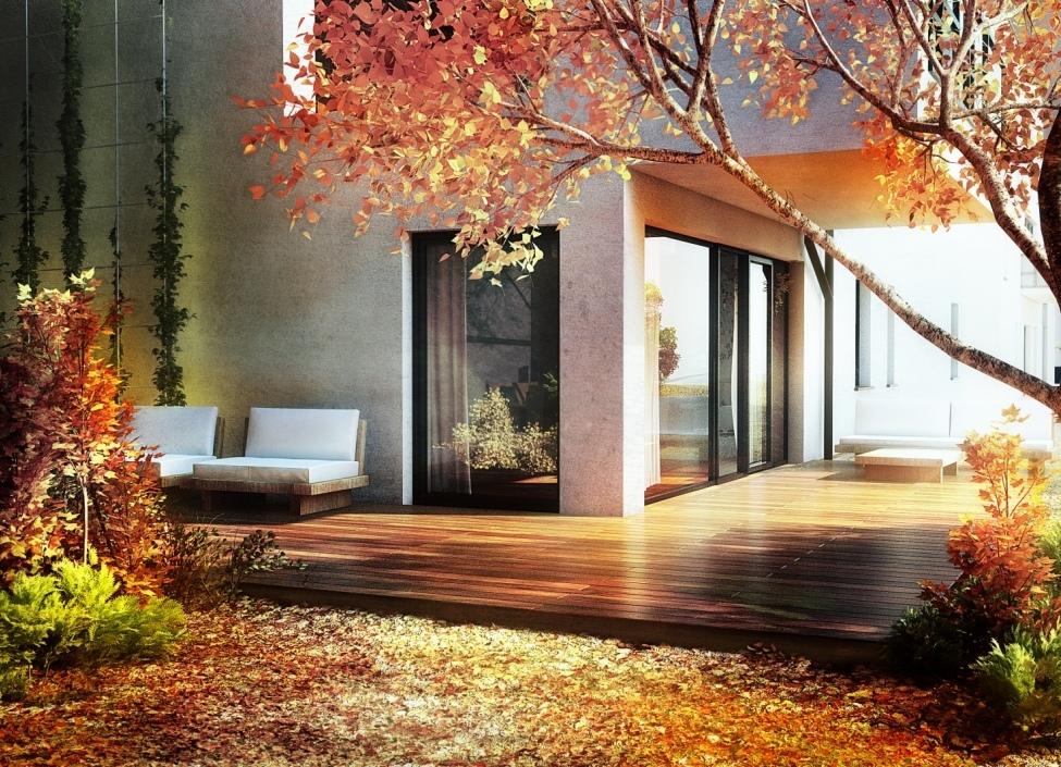 Luxusní byt k prodeji se zahradou 244m 0