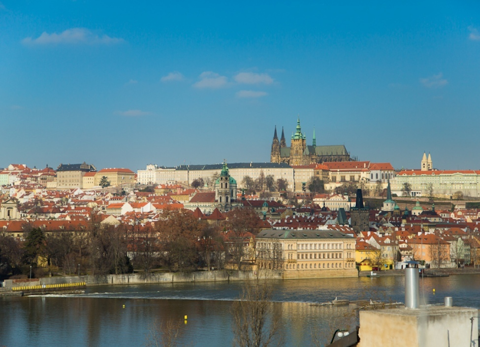 L'Art de Vivre with a view of Prague Castle 0