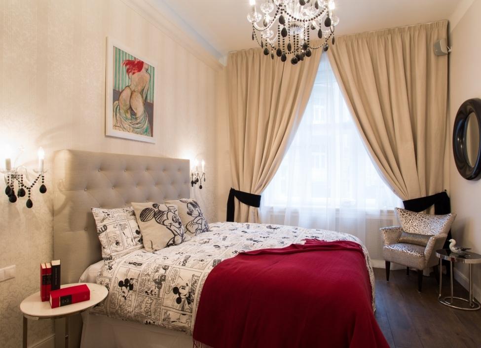 Luxury design apartment 0
