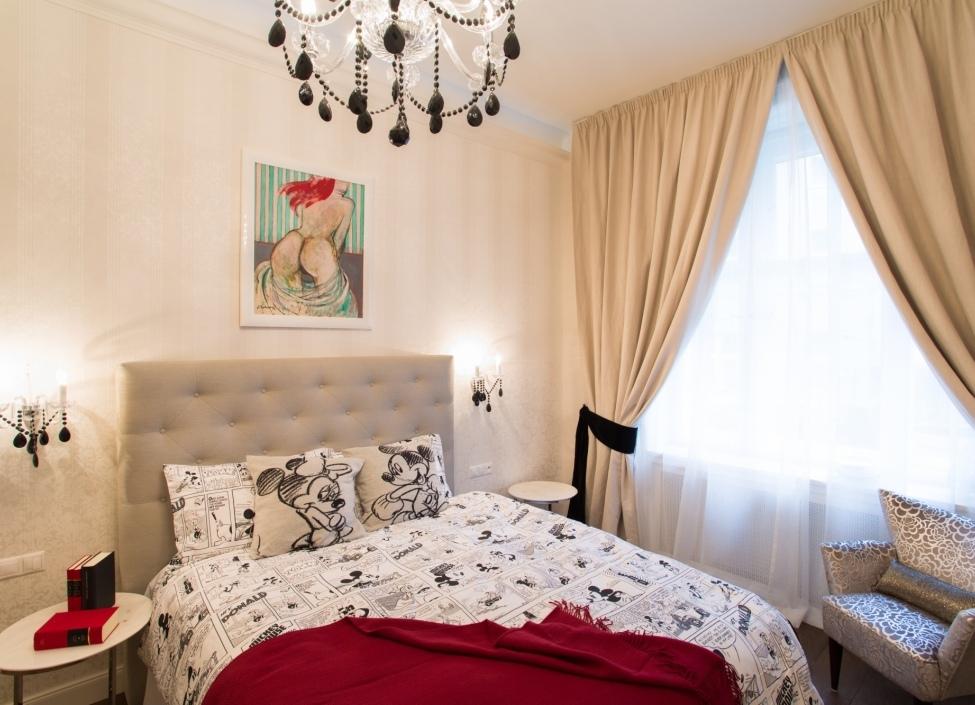 Luxury design apartment 1