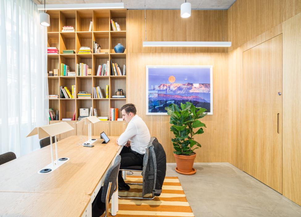Pronájem coworking a servisované kanceláře, Staré Město - 1 až 4 míst 0