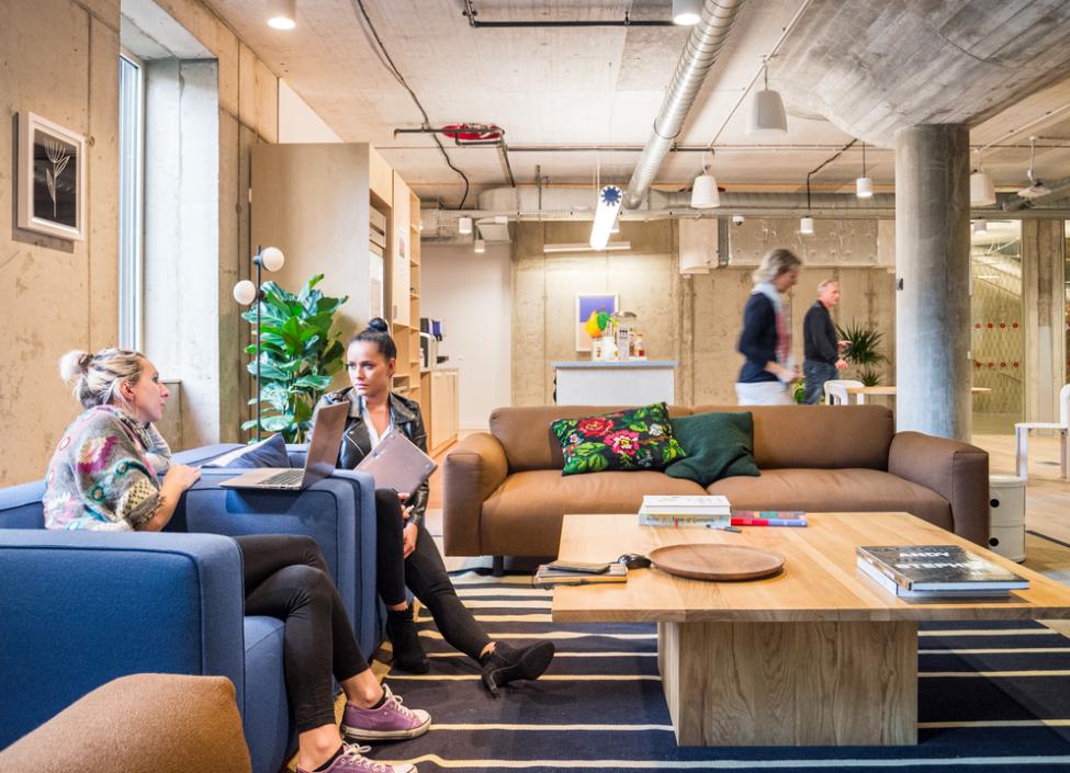 Pronájem coworking a servisované kanceláře, Nové Město - 55 míst 0