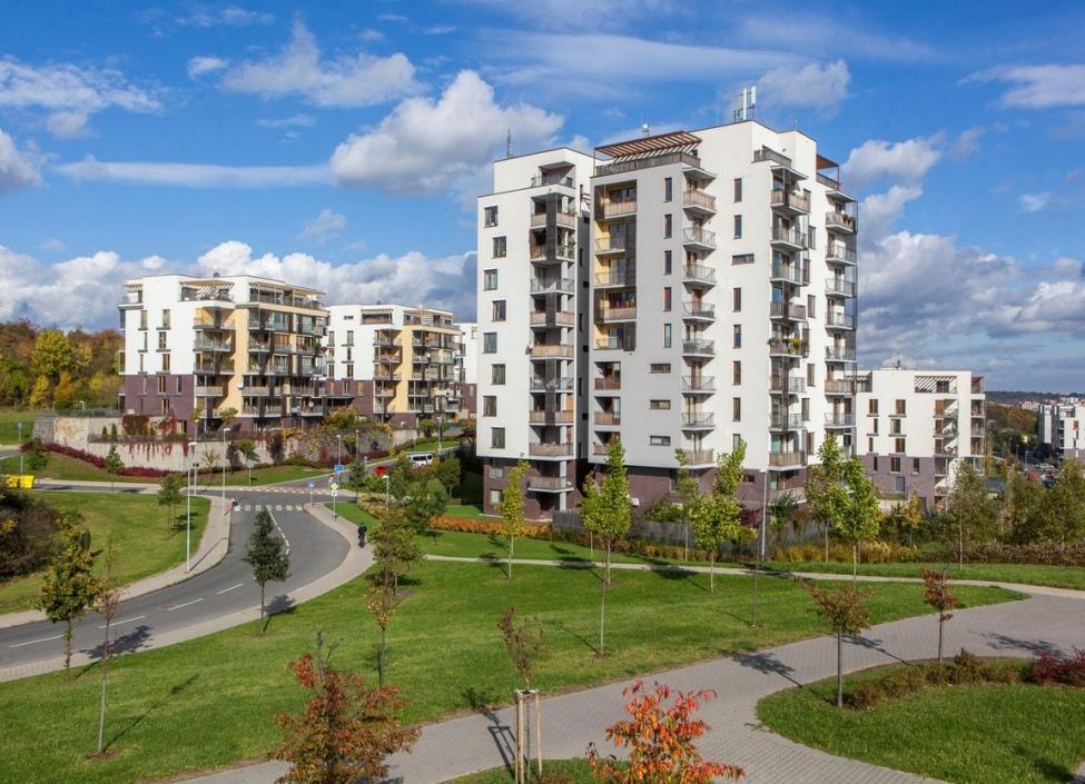 Luxusní penthouse na prodej Praha 9 - 146m 1