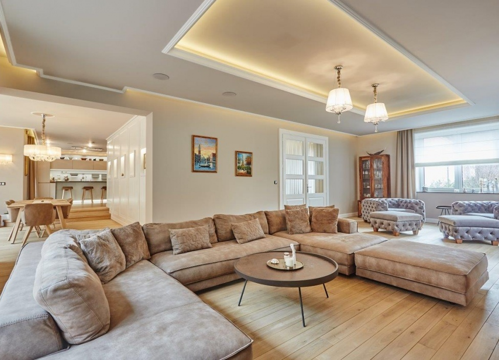 Luxury villa for sale Prague 6 1