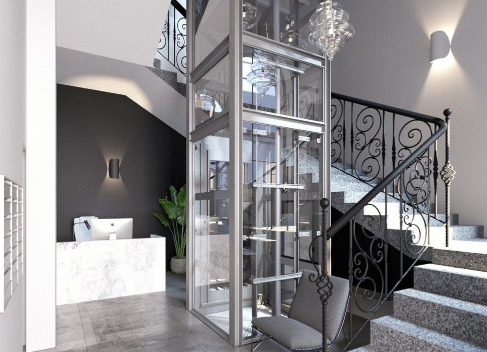 Luxusní byt s balkonem Praha 1 - 72m 1