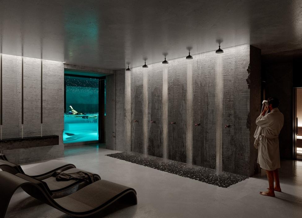 Luxusní loftový byt 57m na Praze 4 1