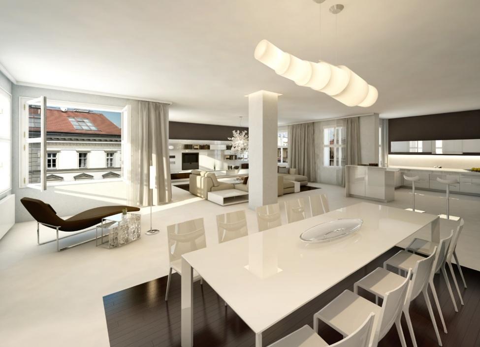 Luxury apartment in the centre 86m 0